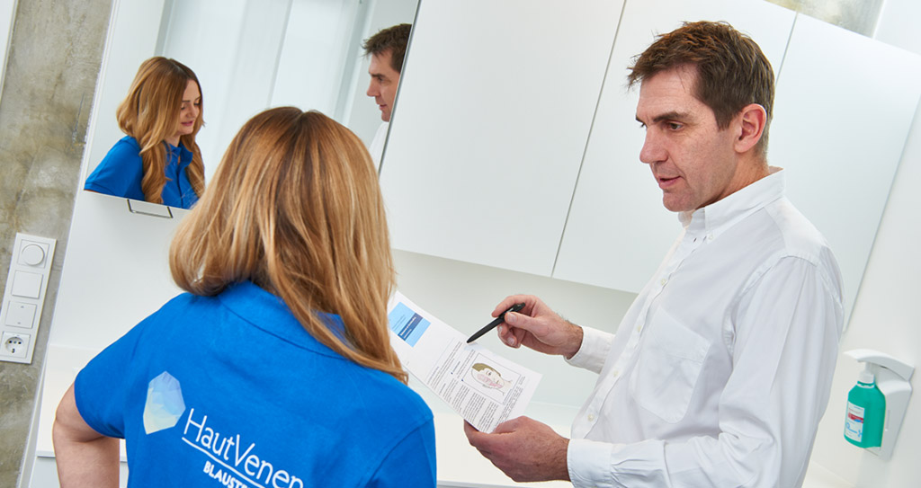 Zertifizierungen HautVenen Blaustein