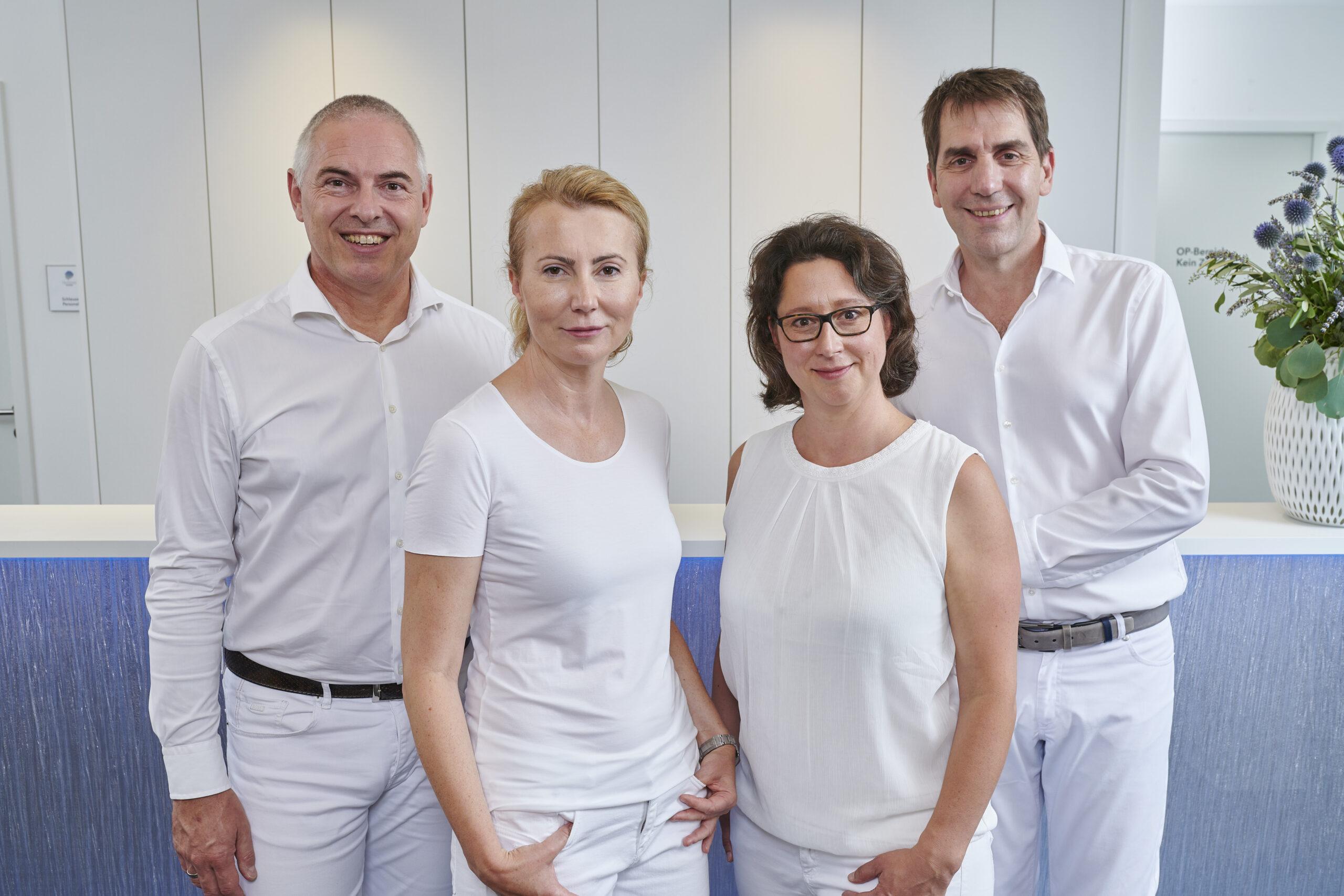 Fachärtze der Praxis HautVenen Blaustein