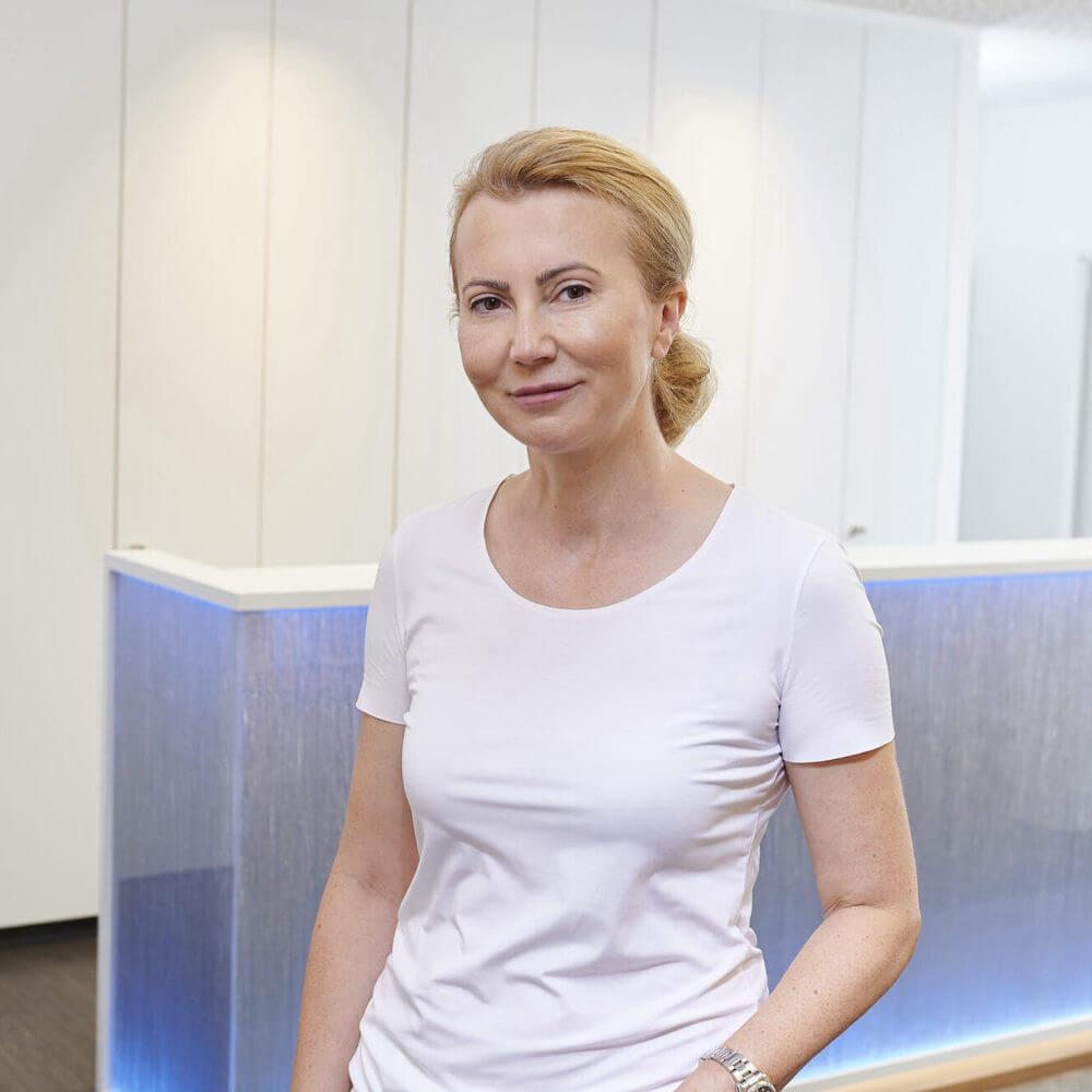 Dr. Marianna Steinert Blaustein